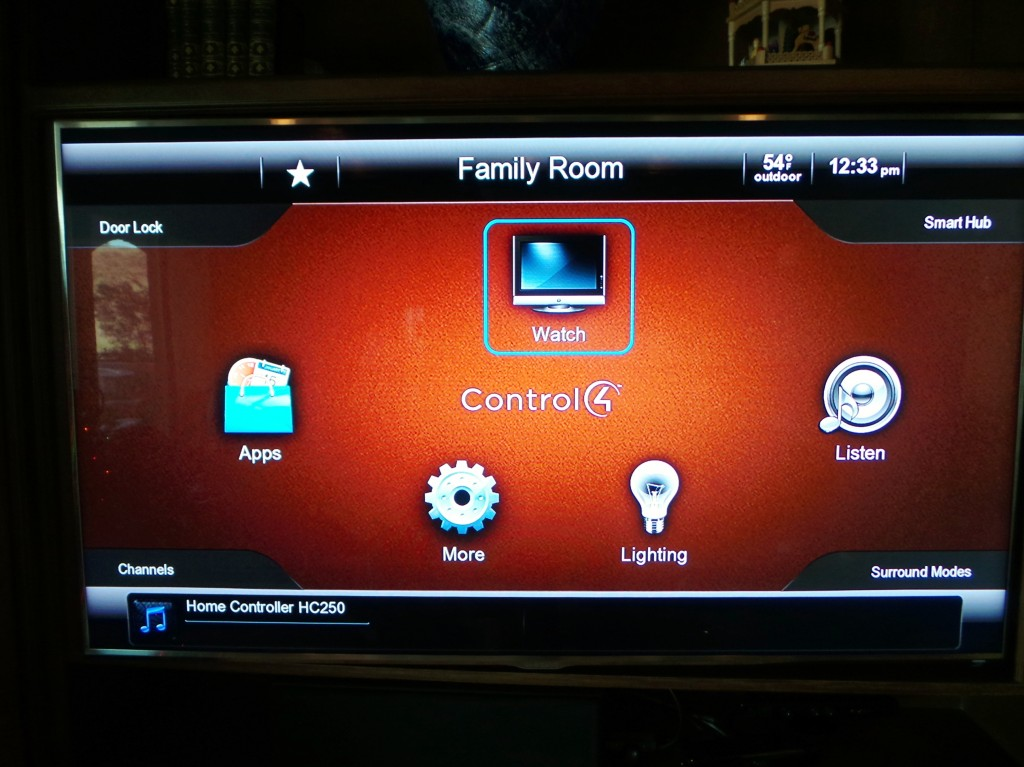 Home Automation - Control 4 (13)