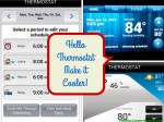 Honeywell Wi-Fi Thermostat With Voice Control